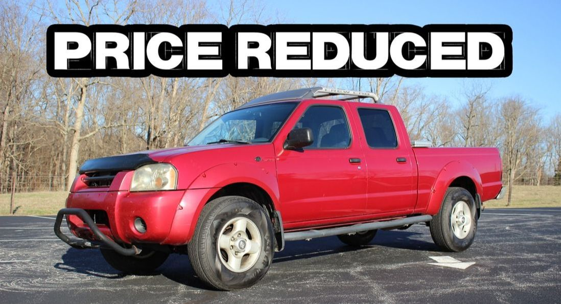 2002 Nissan Frontier 4x4 Quad Cab With Supercharged V6 For